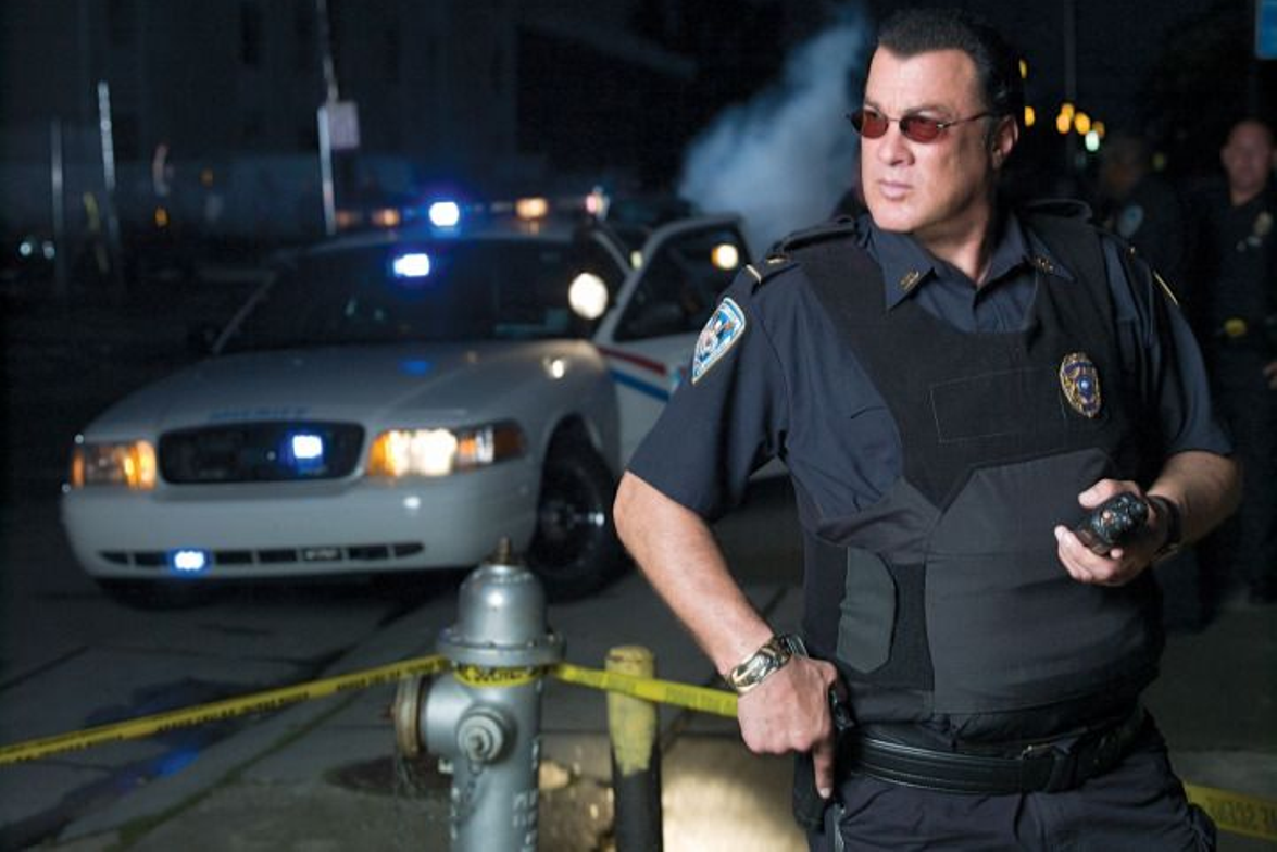 For almost 20 years, Seagal has been working as a fully commissioned deputy who goes out on...