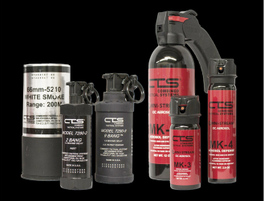 Utilizing barrier separation between the liquid and compressed air,Combined Tactical Systems'...