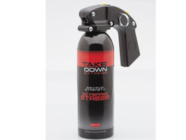 Take Down brand is a line a of OC Pepper and Tear Gas sprays manufactured byMace Personal...