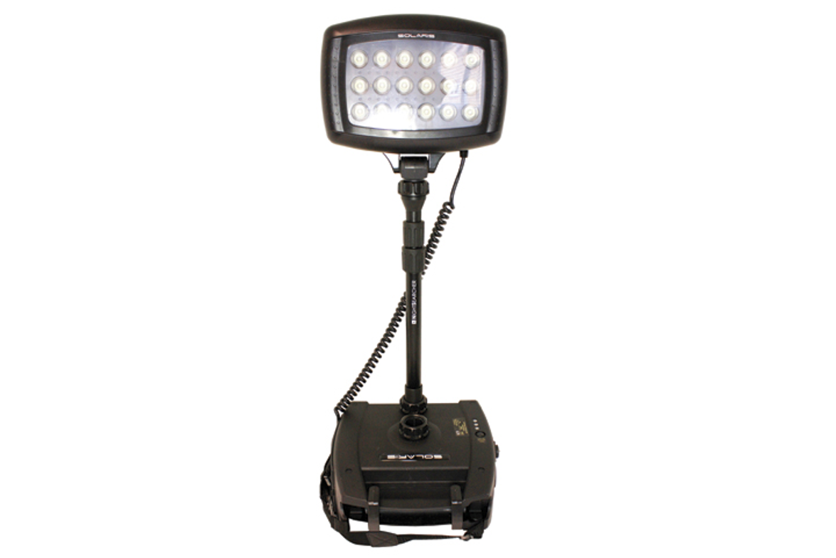 Tele-Lite's Portable Rechargeable LED Area Lighting Systems are available in a wide range of...