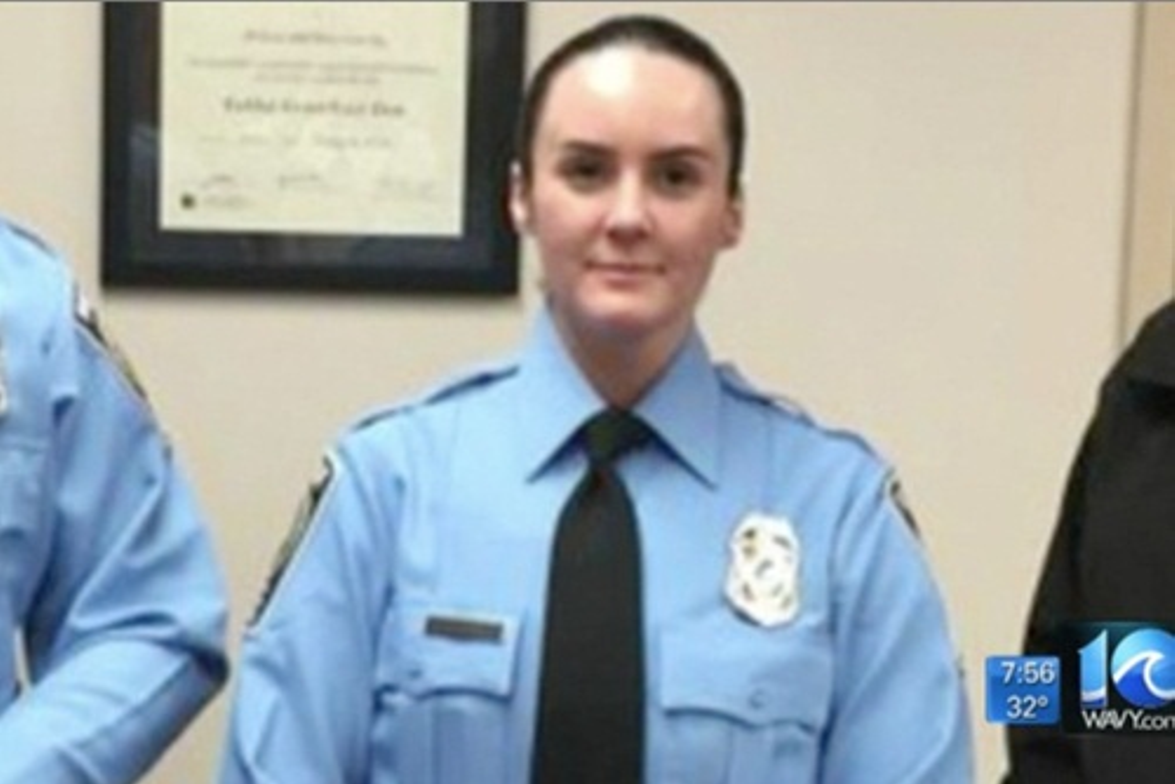 Officers Nationwide Pay Tribute to Slain Virginia Officer with Rookie Photos on Facebook