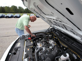 As part of the testing, vehicles are evaluated based on how easy or difficult they are to work...