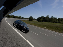 Michigan State Police push new patrol vehicles to their limit in acceleration, top speed and...