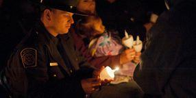 Police Week 2013: Candlelight Vigil