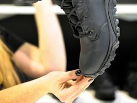 Magnum USA introduced its Mach 2 8.0 Speed Series lightweight duty boot.