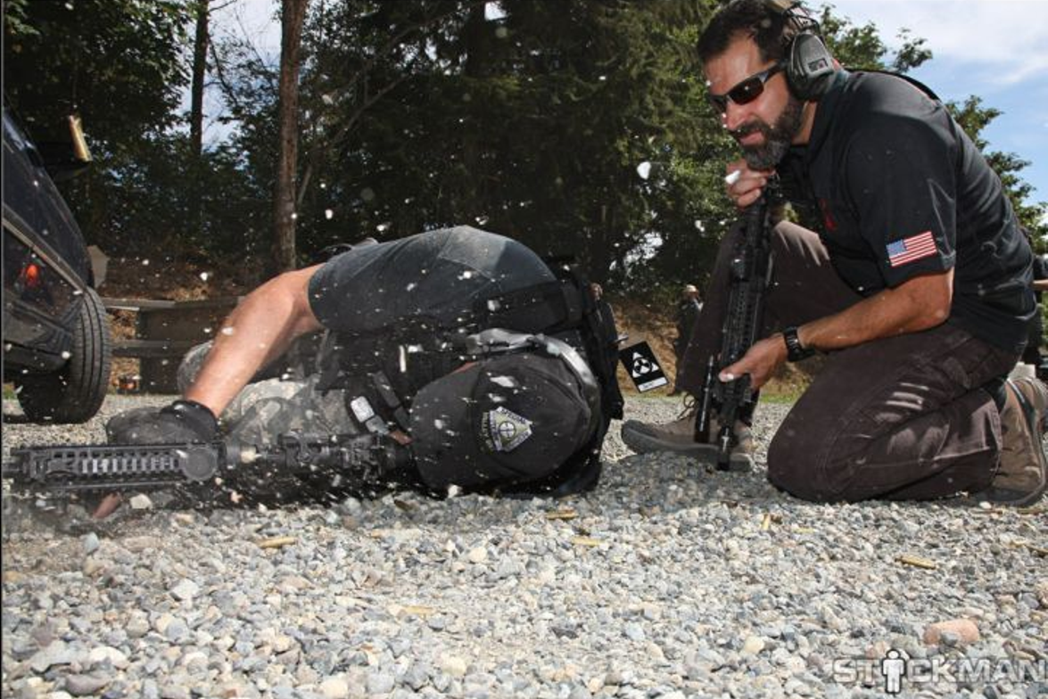 When officers enroll in firearms training with Magpul Dyanmics, they learn about shooting from...