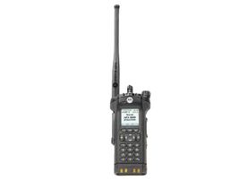 The APX 8000 is Motorola Solutions' first all-band P25 portable radio featuring integrated Wi-Fi...