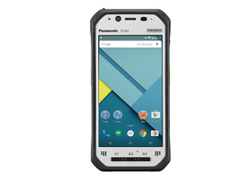 Panasonic's Toughpad FZ-F1 and FZ-N1, the company's new all-in-one handheld, is slim and...