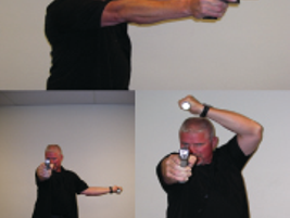 Modified FBI—This is one of the oldest handgun and flashlight techniques and the only widely...