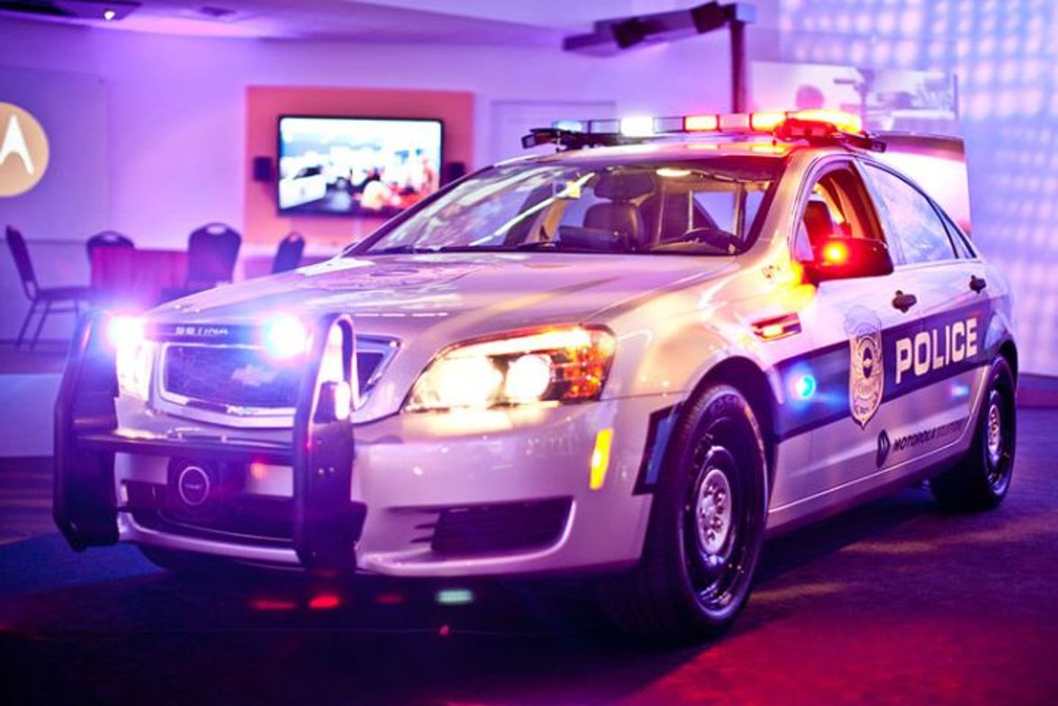 Motorola's Connected Patrol Car - Technology - POLICE Magazine