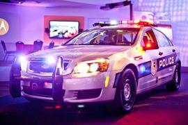 Motorola's Connected Patrol Car