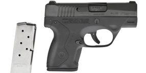 Beretta BU9 Nano Pistol Gallery