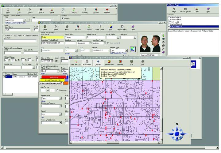 Law Enforcement Software