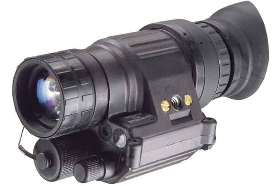 ATN's 6015-3A is a Gen 3 PVS14 monocular with a maximum resolution of 72 lp/mm and a built-in IR...