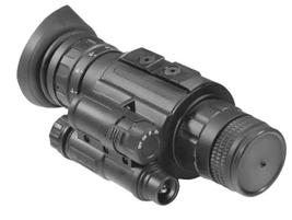Luna Optics' LN-EM1-MS is a versatile, lightweight Gen 2+ monocular with a resolution of 40 lp/mm.