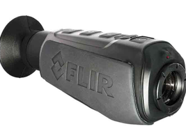 FLIR's LS monocular is a popular thermal camera for law enforcement operations. It can detect...