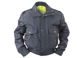 Elbeco's Summit Reversible Lifesaver Fleece Jacket provides daytime visibility with a Hi-Vis,...