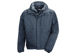 Horace Small's 3-N-1 Jacket features an exclusive acclimate zip-in system allowing personal...