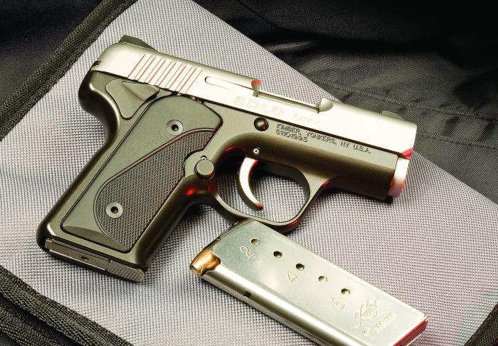 Kimber Solo Pocket Pistol