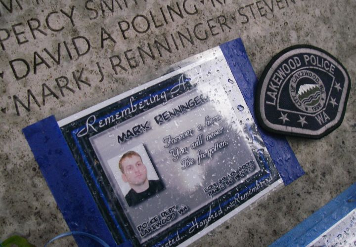 National Police Week: What They Left Behind