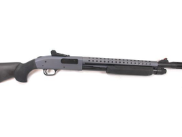 The Urban Camo with 18.5-inch barrel offers SWAT operators ghost-ring sights, a heat shield and...
