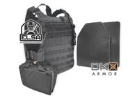 Phalanx Defense Systems LLC's ELSA (Emergency Life Saving Armor) is an innovative and discreet...