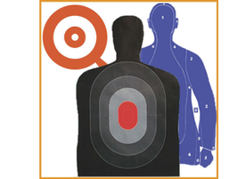 Qualification Targets Inc., supplies the government, military, and law enforcement with firearms...