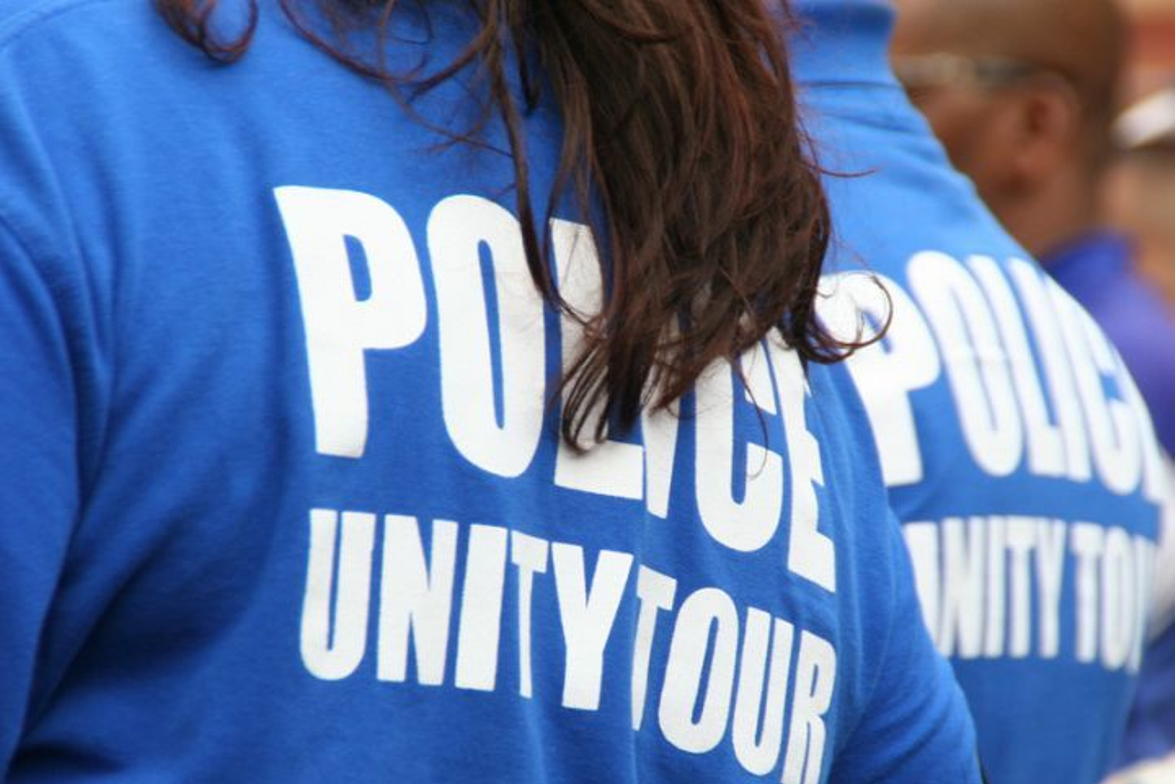 The Police Unity Tour arrived in D.C. as part of National Police  Week. Proceeds will benefit...
