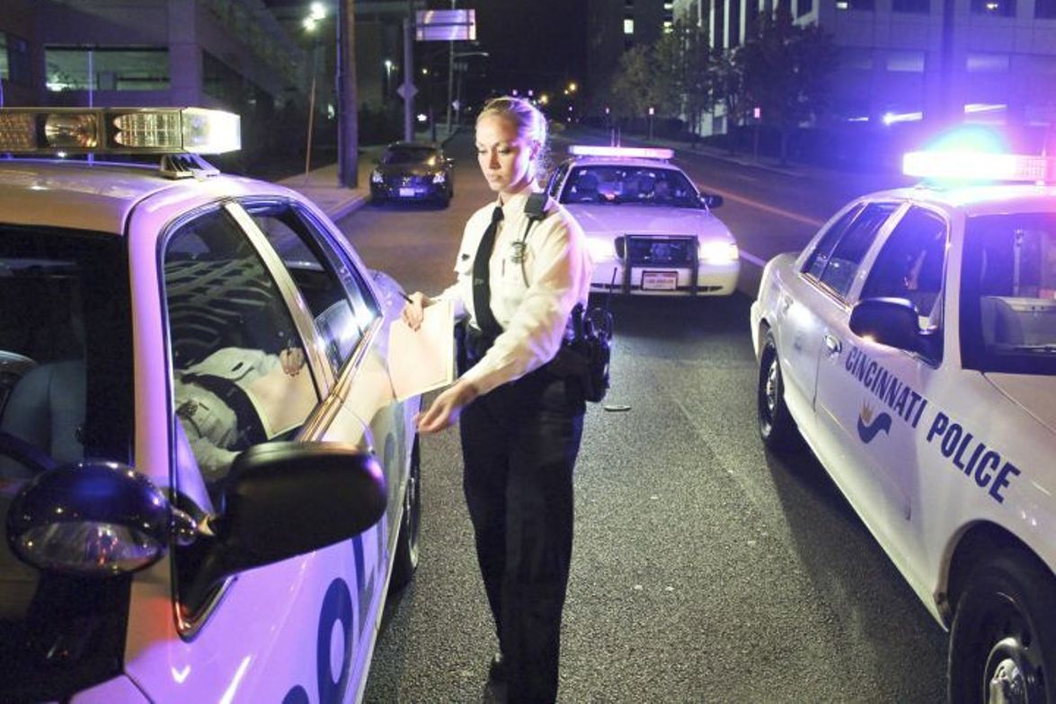"""The latest installment of TLC's """"Police Women"""" series heads to  Ohio to  follow four  female..."""
