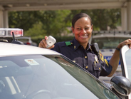 On the streets, Sgt. Tracy Jones is as tough as they come, but when her shift ends, the stern...