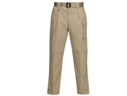 An action-stretch waistband adds comfort to Propper's Tactical Pant, and a distinctive wallet...