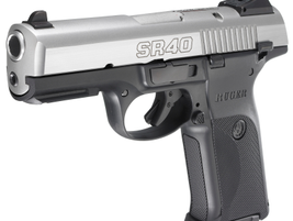 Ruger's SR40 is the company's first striker-fired polymer pistol offering a choice for the law...