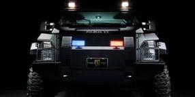 Alpine's Pit-bull VX SWAT Truck