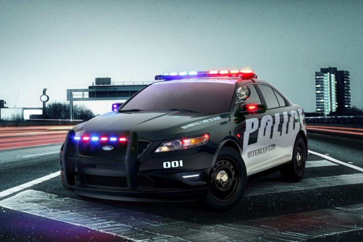 The Ford Police Interceptor sedan replaces the Crown Vic, bringing more power and fuel savings...