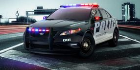 Ford's Police Interceptor Sedan