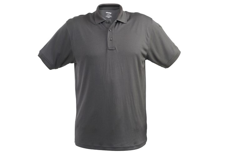 Elbeco's Ufx Ultra‐light tactical polo is 30% lighter in weight than the Ufx tactical polo and...