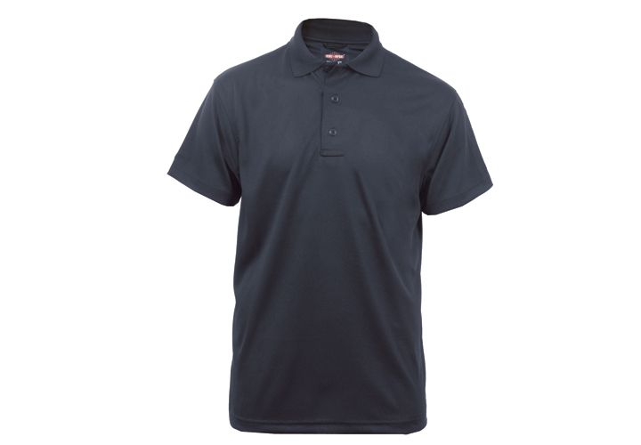 Tru-Spec's 24-7 Series Performance Polo has 50+ UV certified protection and gusseted sleeves for...