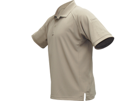 The Vertx coldblack polo shirt is named for its exclusive coldblack fabric technology that...