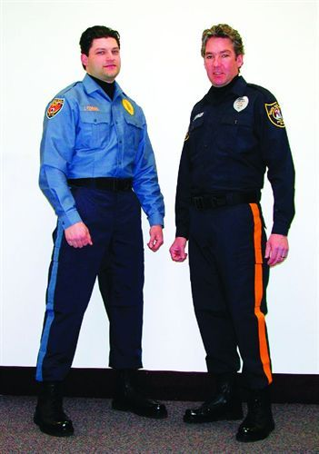 BDU pants and shirts from Red the Uniform Tailor are made of a 65-percent polyester/35-percent...