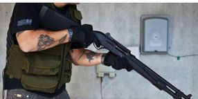 Remington R12P Tactical Shotgun