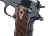 The 1911 R1 has excellent safety features. As with the original John Moses Browning design,...