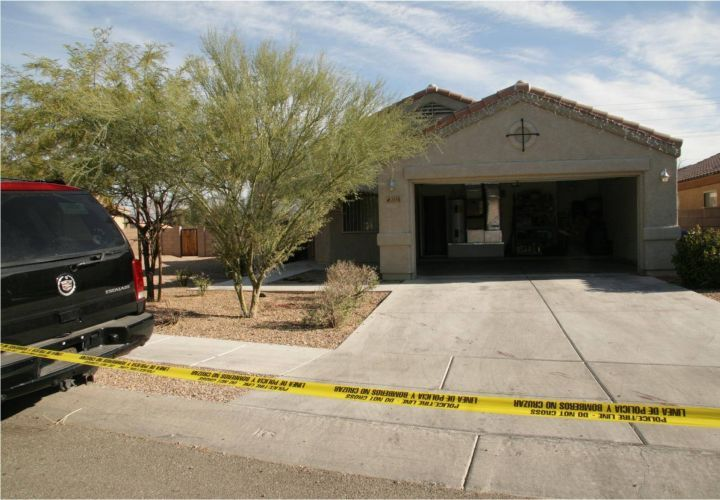 Tucson Home Invasions: The Missing Man