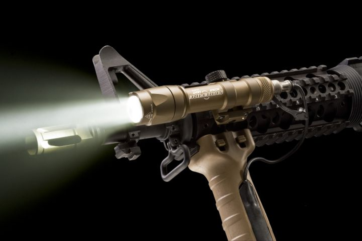 SureFire M600 Scout weapon-mounted light