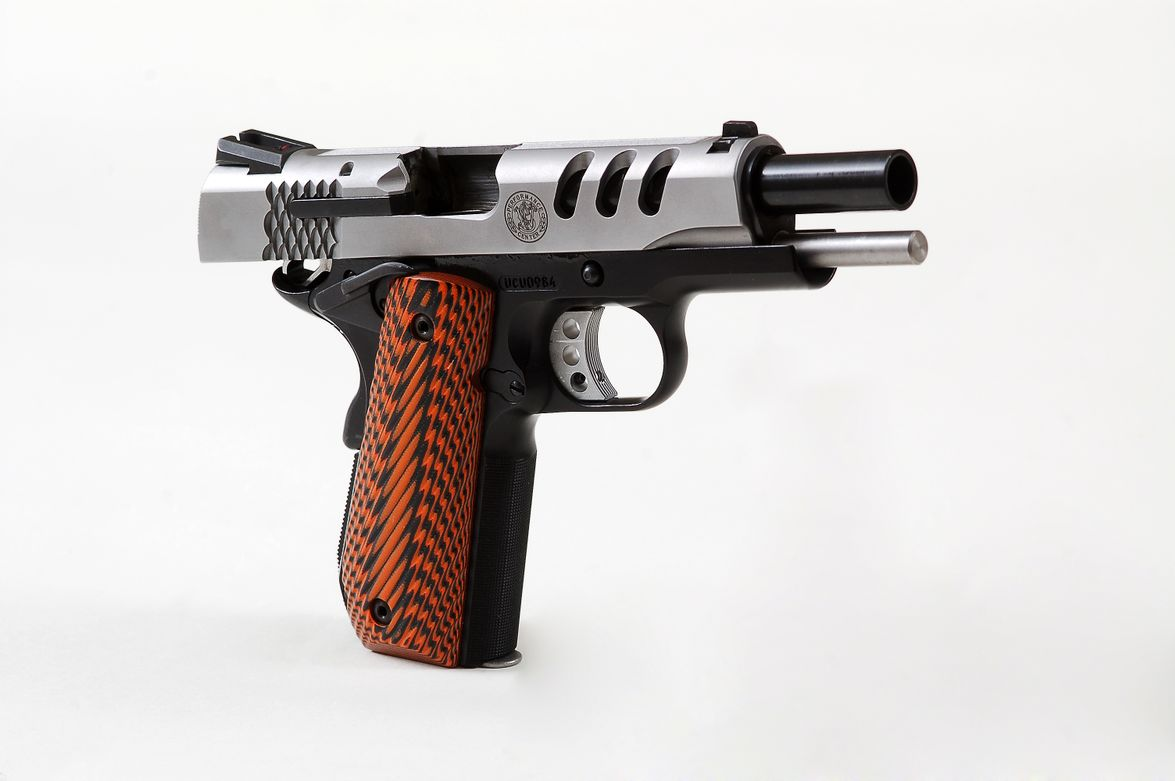 The 1911 is still a favorite of soldiers, law enforcement officers, and armed professionals...