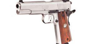 Ruger's SR1911 Pistol
