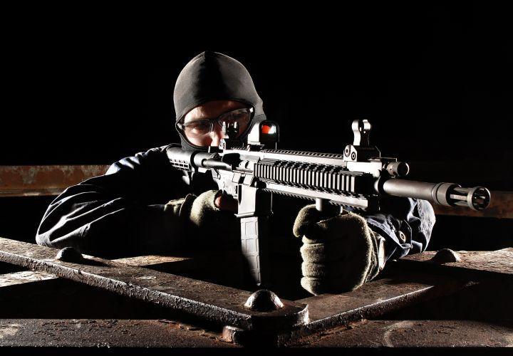 Ruger's SR-556 Carbine