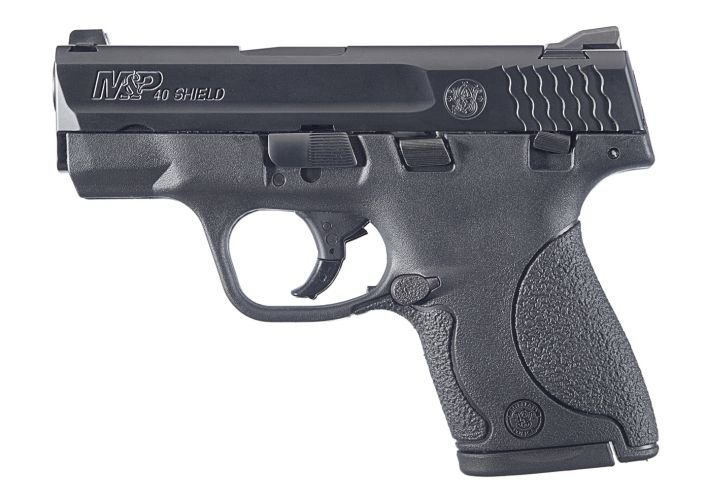 S&W's Shield Subcompact Pistol