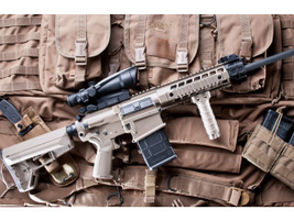The SIG716 Patrol makes a great first impression out of the box.