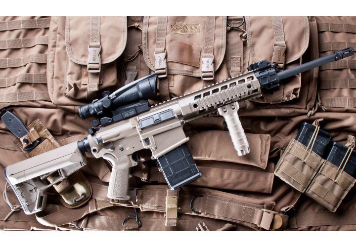 SIG Sauer's 716 Patrol Carbine
