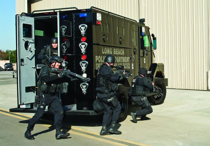 Armored Rescue Vehicles